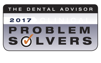 Richmond Dental & Medical receives a clinical problem solver award from Dental Advisor for their Path-O-Guard facemask
