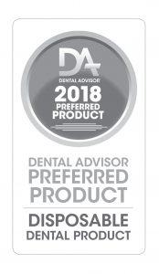 Dental Advisor 2018 Preferred Product Disposable SteriPocket
