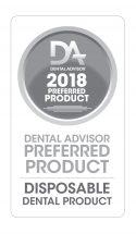 Dental Advisor 2018 Preferred Product Disposable SteriPocket