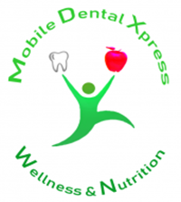 Mobile Dental Xpress Wellness and Nutrition logo
