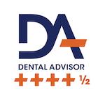 Dental Advisor 4.5 Plus Rating