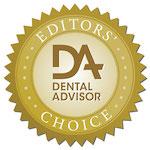 The Dental Advisor Editor's Choice
